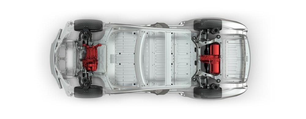 medium resolution of tesla motors gives us the d dual motor all wheel drive model s tesla motor design diagram pics