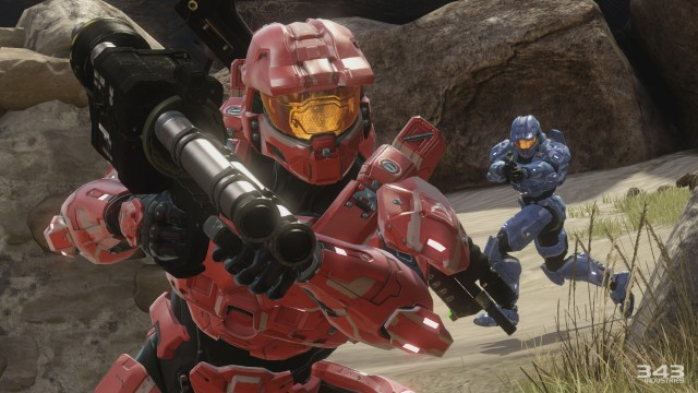Halo Split Screen Combat Is Coming Backand Its Here To