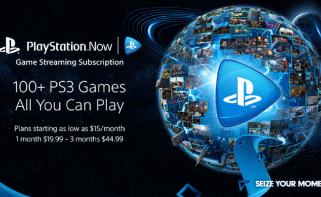 With Playstation Now Sony Proves That Game Streaming