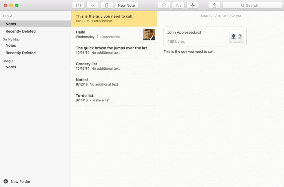 First look: OS X El Capitan brings a little Snow Leopard