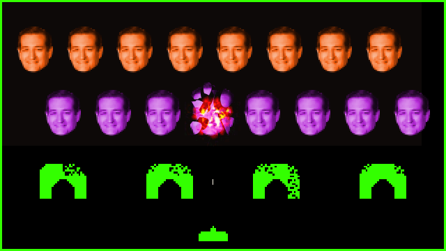 Ted Cruz and the rise of politics video game generation