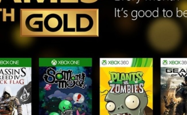 Psa Xbox Live Gold Now Comes With Two New Xbox One Games