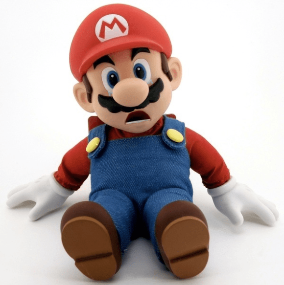 Image result for super mario down bad