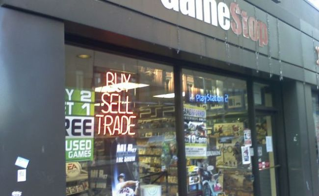 Gamestop Swaps Console Game Downloads For Physical Discs