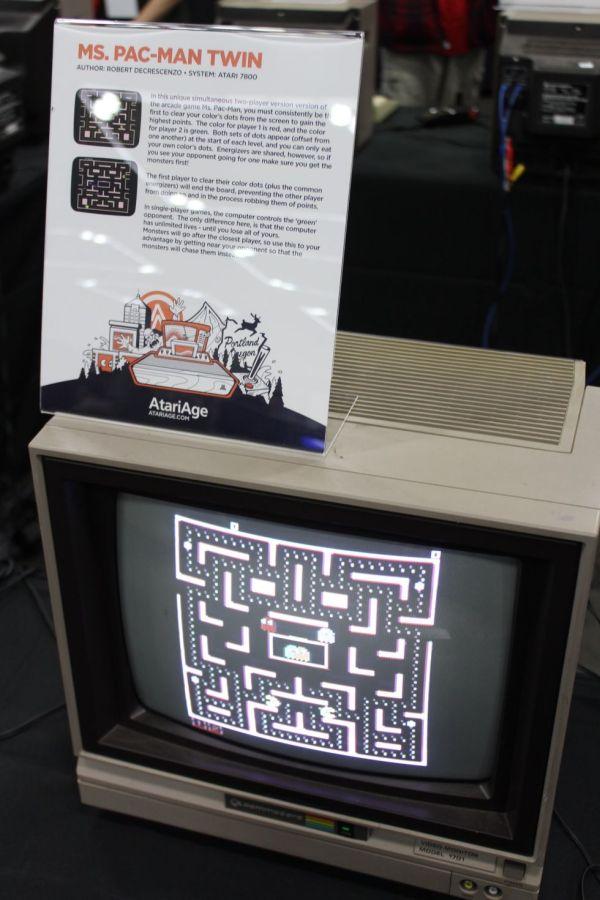 Tetris Atari Games - Exploring Mars