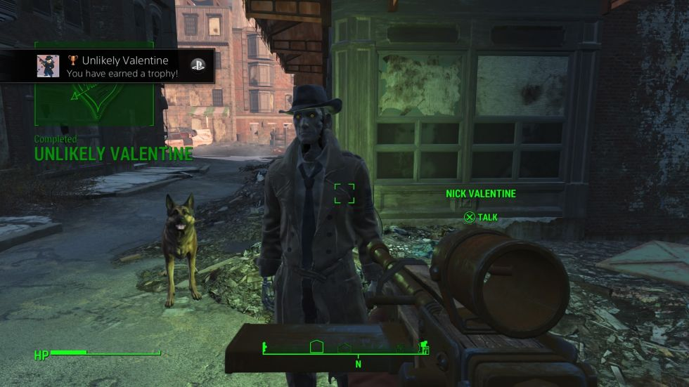 Fallout 4 Review Check Your Next Gen Expectations At The
