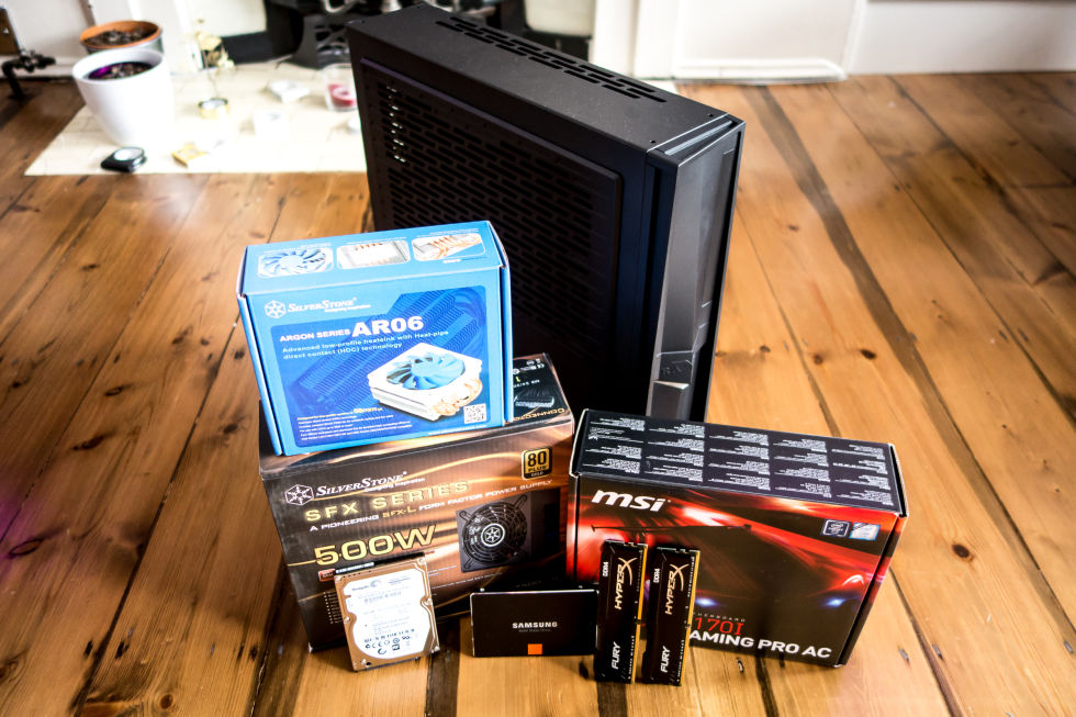 living room friendly pc case diy wall decorating ideas enough of this console nonsense it s time to put a gaming in my