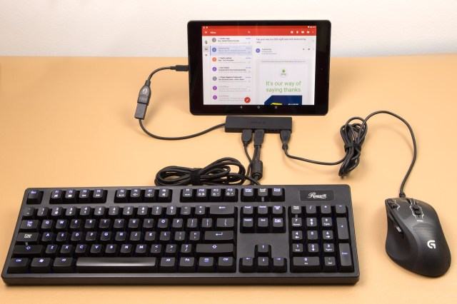 Image result for control android phone keyboard with otg