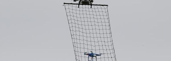 Tokyo's drone squad will deploy 10-foot drones armed with