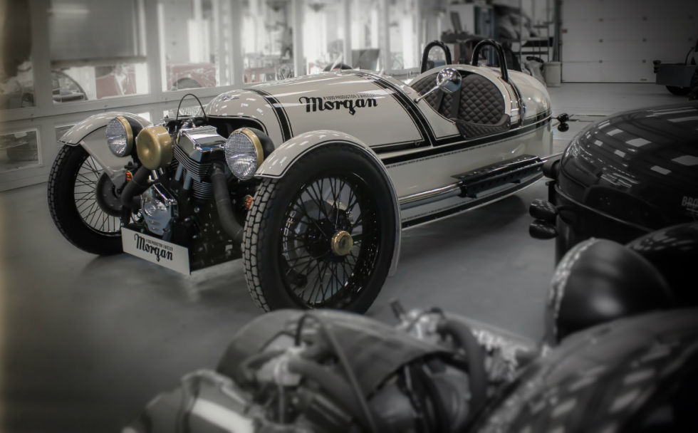 Classic Sports Car maker, Morgan, is going Electric | The PractitioNERD