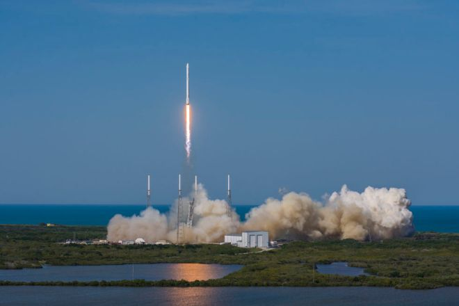 26289200916_16b6adadc1_k-980x653 SpaceX landed a rocket on a boat five years ago—it changed everything   Ars Technical
