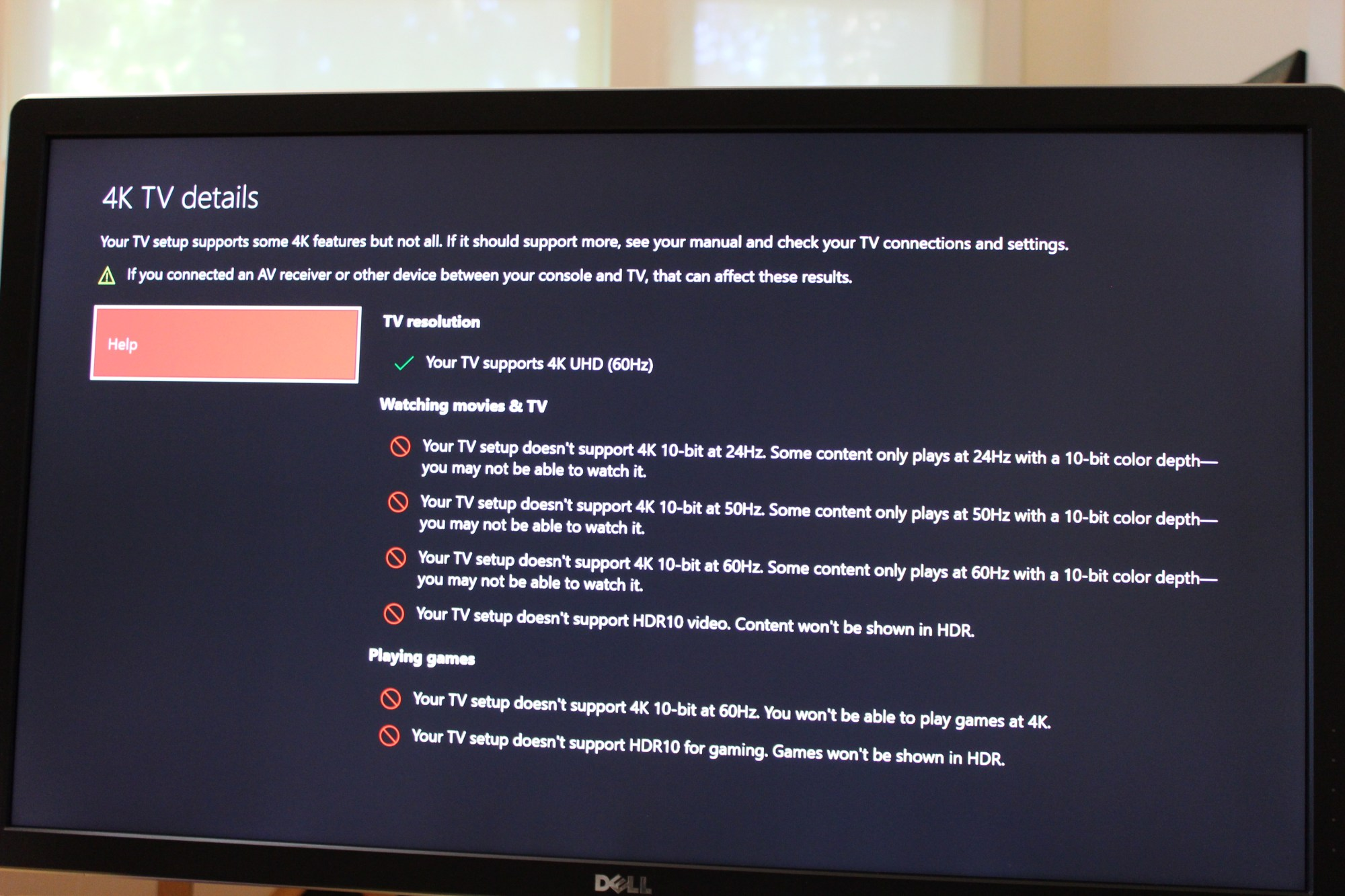 hight resolution of according to xbox one s my 4k testing monitor a 31 5 dell up3216q