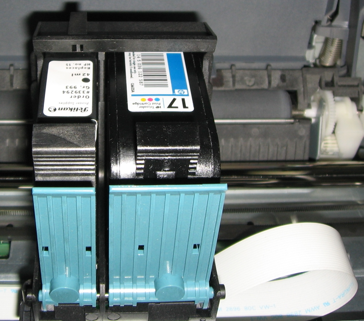 Hp S Drm Sabotages Off Brand Printer Ink Cartridges With