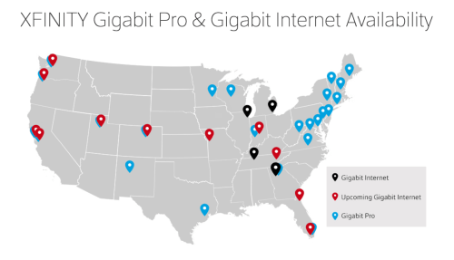 small resolution of comcast s gigabit cable will be in 15 cities by early 2017