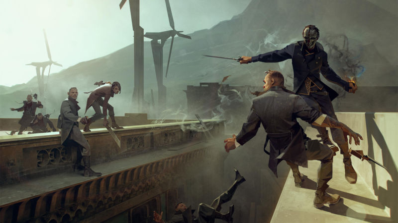 dishonored 2 review simply