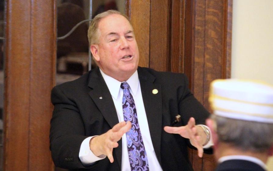 Nebraska State Senator Bill Kintner.