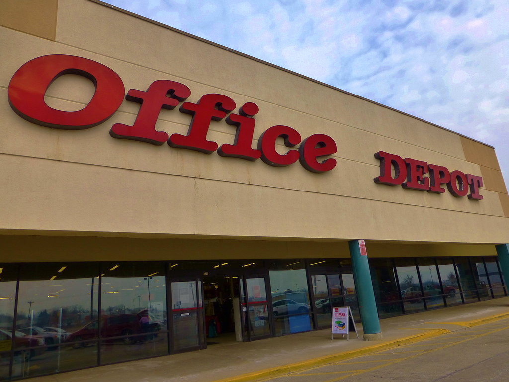 Office Depot caught claiming outofbox PCs showed