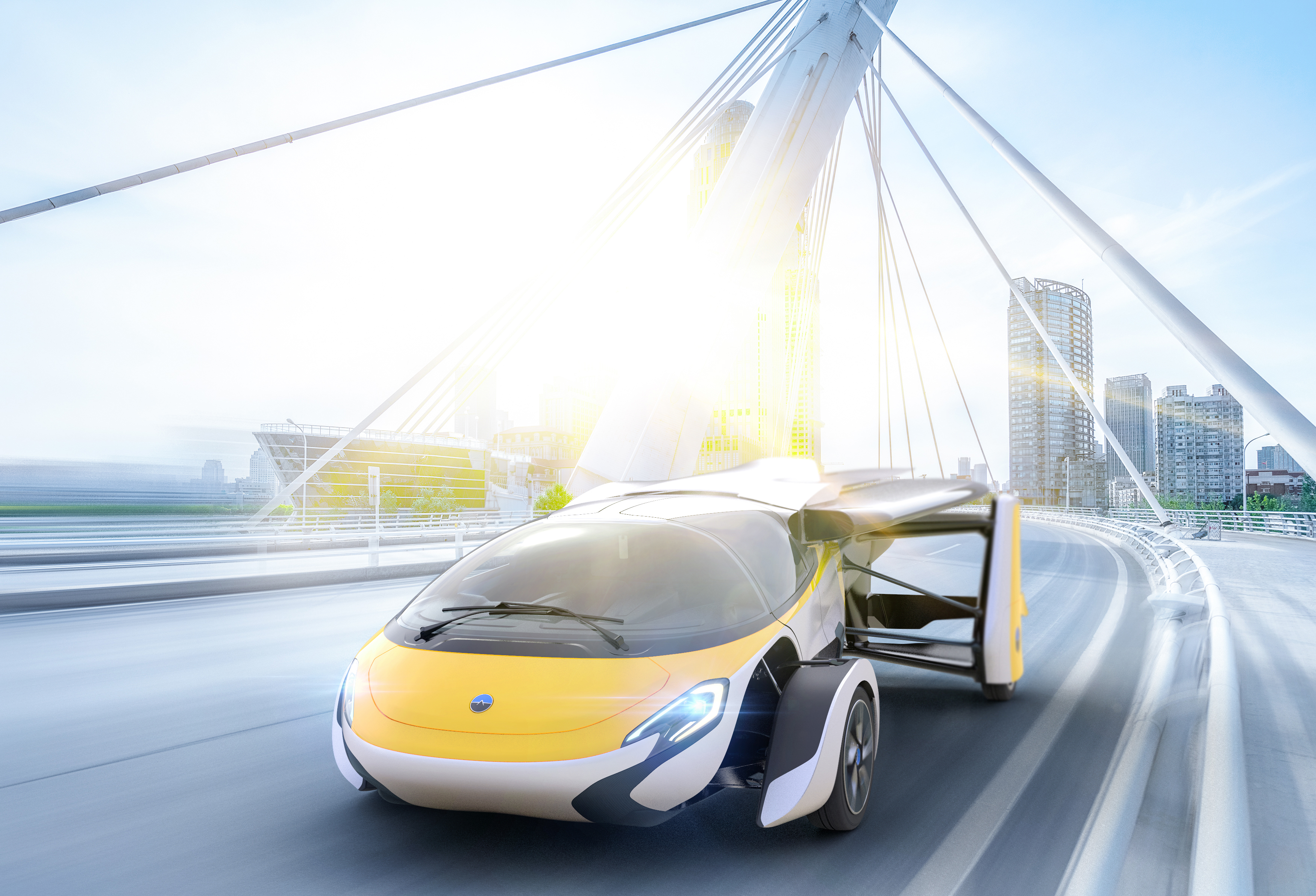 aeromobil answers the question