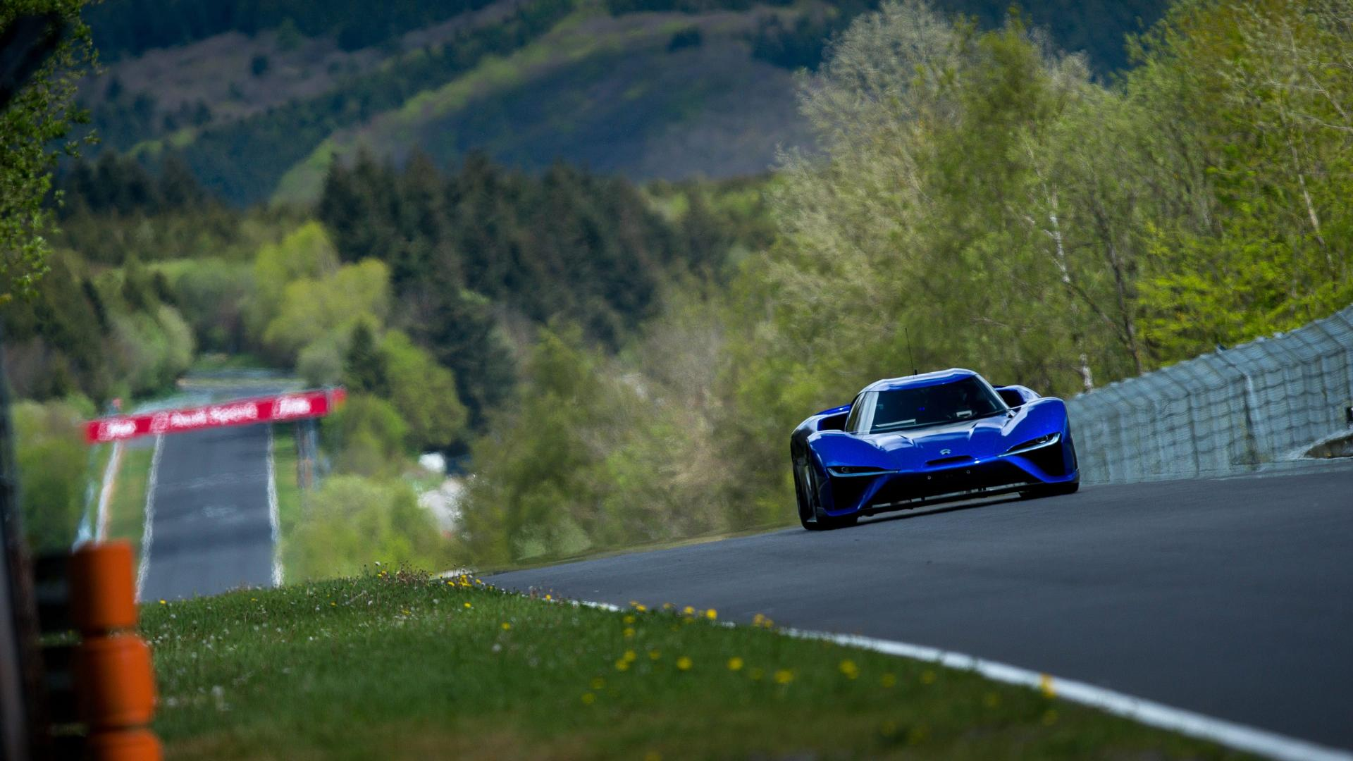 3d Wallpaper Classic Car Nextev Does It Again Shatters The N 252 Rburgring Lap Record