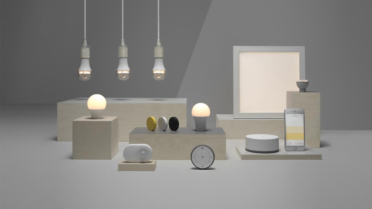 IKEAs lowcost smart lights get Alexa Google and Siri