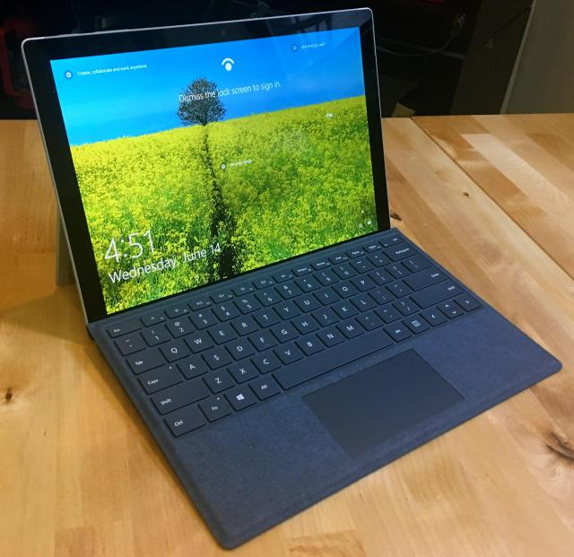 IMG 1807 Microsoft offers business and non business users to pre order last year Surface Pro LTE model for $1,449