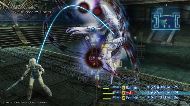 final fantasy xii the