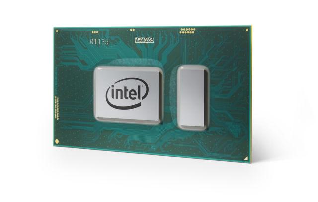 "U-series ""8th Generation"" Intel Core processor."