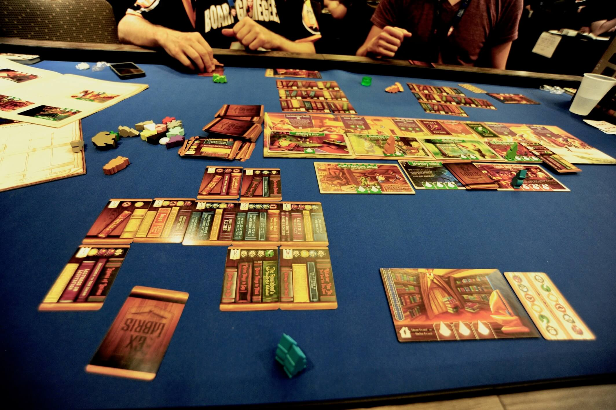 The Hottest New Board Games From Gen Con