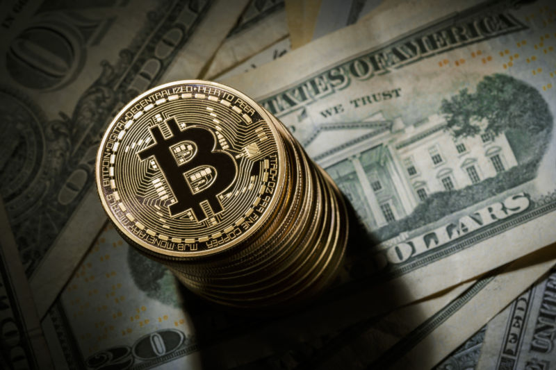 Bitcoin hits $14,000 for the first time since early 2018