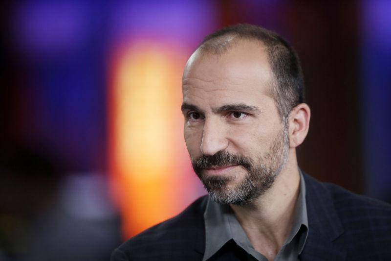 Dara Khosrowshahi, shown here in 2013, is CEO of Uber.
