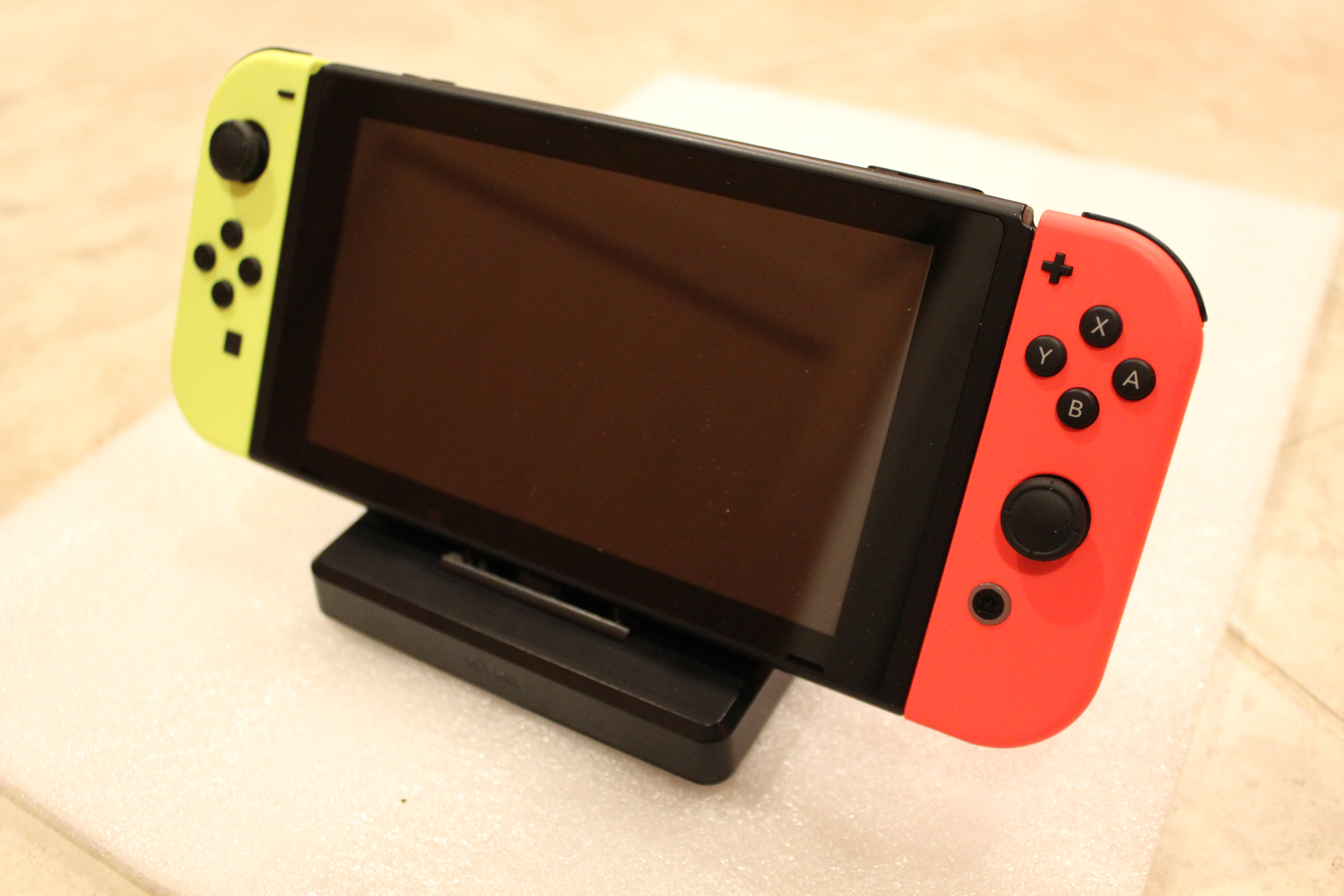 nintendo switch s first