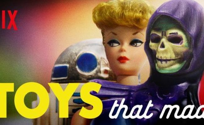 A Toy Story For Nerds Like Us Netflix S The Toys That Made