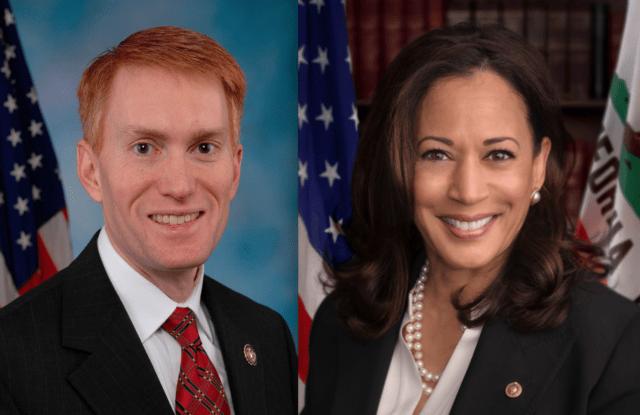 Sen. James Lankford (R-Okla.) and Sen. Kamala Harris (D-Calif.) are key co-sponsors of the bill.