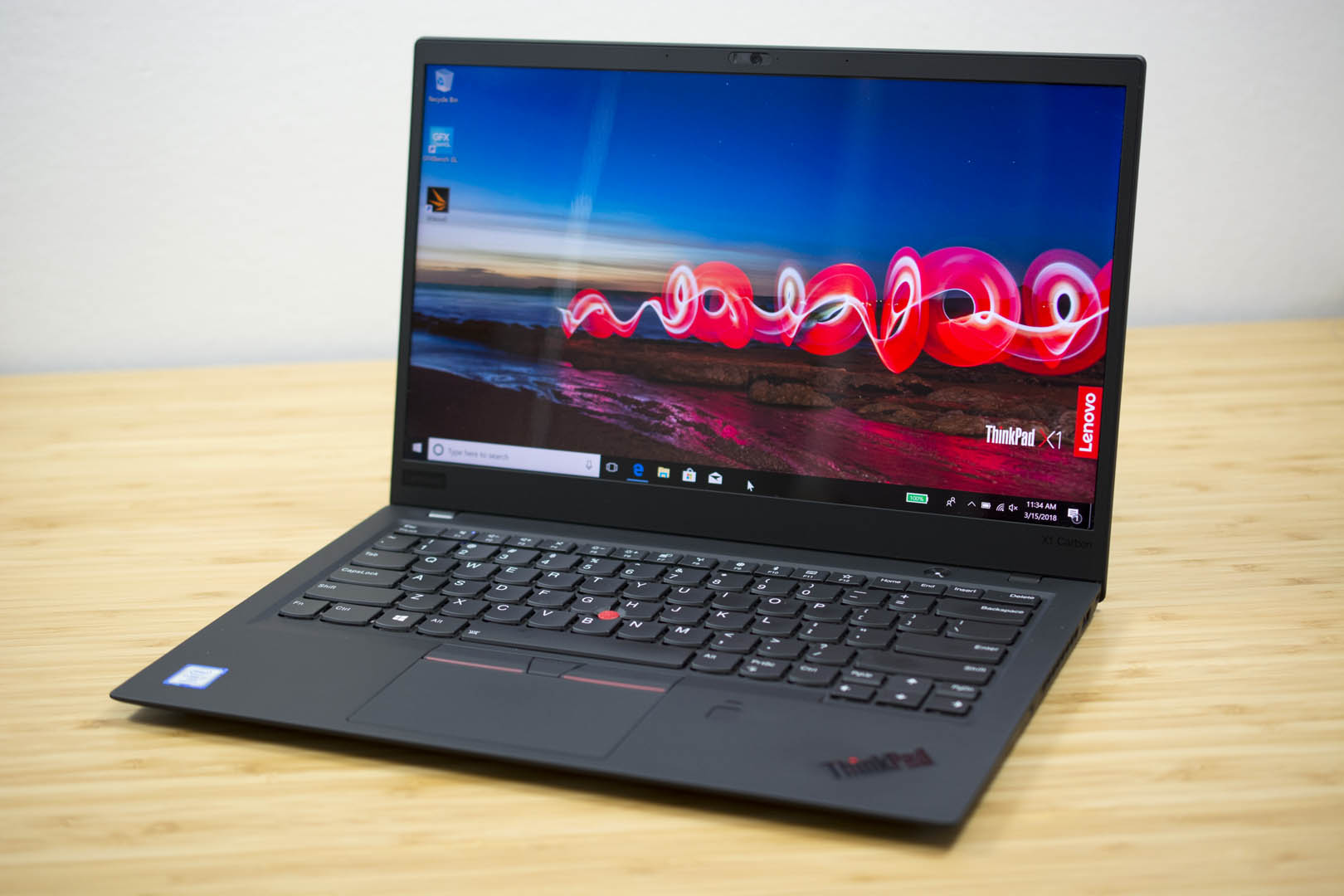 Thinkpad X1 Carbon 2018 Review The Only Laptop In A