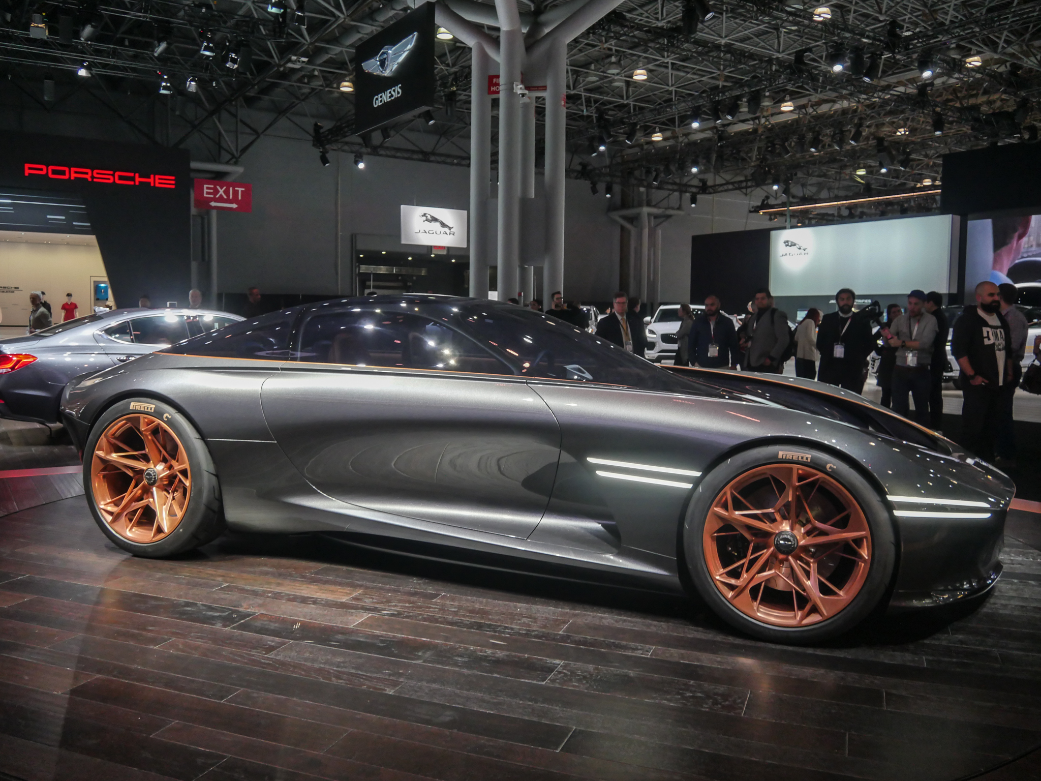 Jaw Dropping Genesis Essentia Stole The Show In Nyand It May Never