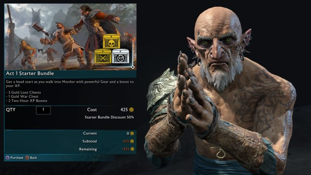 Image result for middle earth shadow of war market
