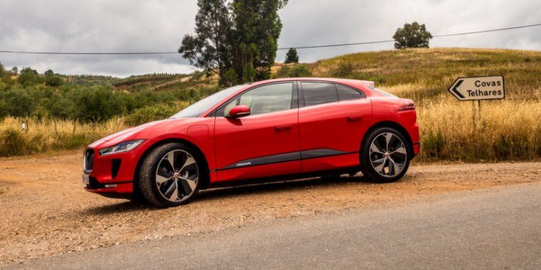 Forget About That Teslathe Jaguar I Pace Is The Most Compelling Ev