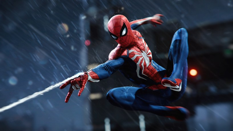 Image result for Spider-Man ps4