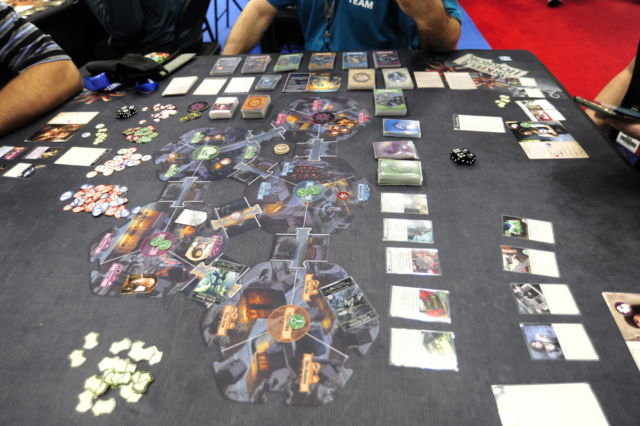 A new edition of the modern classic Cthulhu mythos game<em>Arkham Horror</em>is coming, and it wants to kill you.