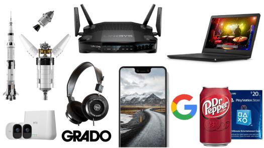 Dealmaster: Buy a Google Pixel 3, get $800 off a second in credits