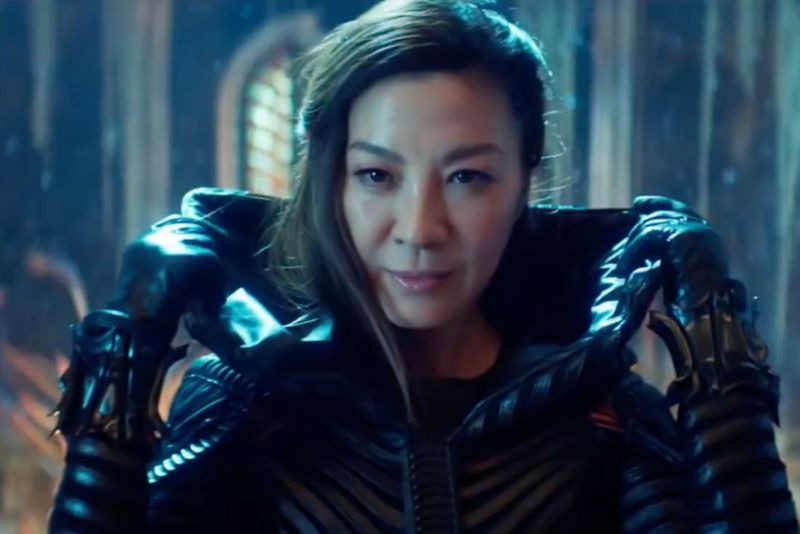Capt. Phillipa Georgiou (Michelle Yeoh) of the secret Federation branch, Section 31, will be the focus of new <em>Star Trek: Discovery</em> spinoff series.