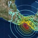 2017 Earthquake Off Mexico Broke Through An Entire Tectonic Plate Ars Technica