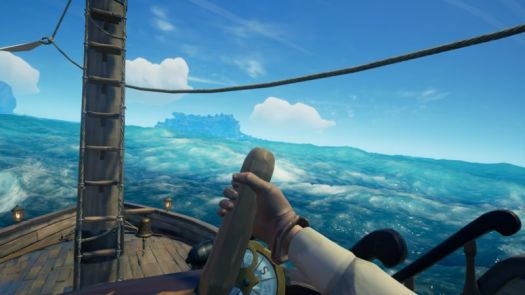 <em>Sea of Thieves</em> is a game already using Azure for its server hosting and scaling.