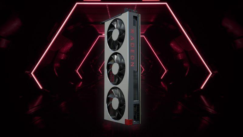 AMD Radeon VII.