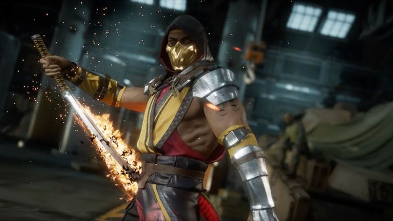Image result for Mortal Kombat 11
