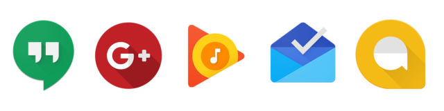 The latest batch of dead and dying Google apps.