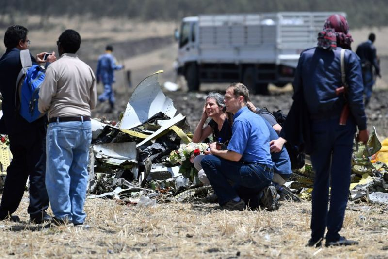 """737 MAX crashes """"linked"""" by satellite track data. FAA says 