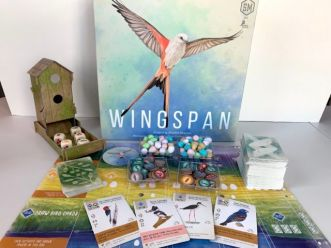 Wingspan review: A gorgeous birding board game takes flight | Ars Technica
