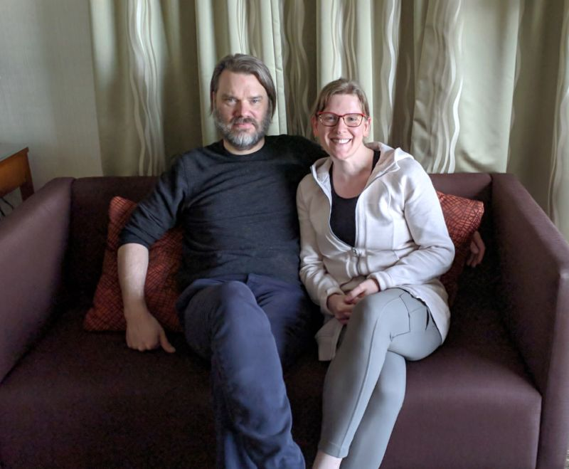 Chet Faliszek, Dr. Kimberly Voll announce the creation of Stray Bombay, a new video game studio.