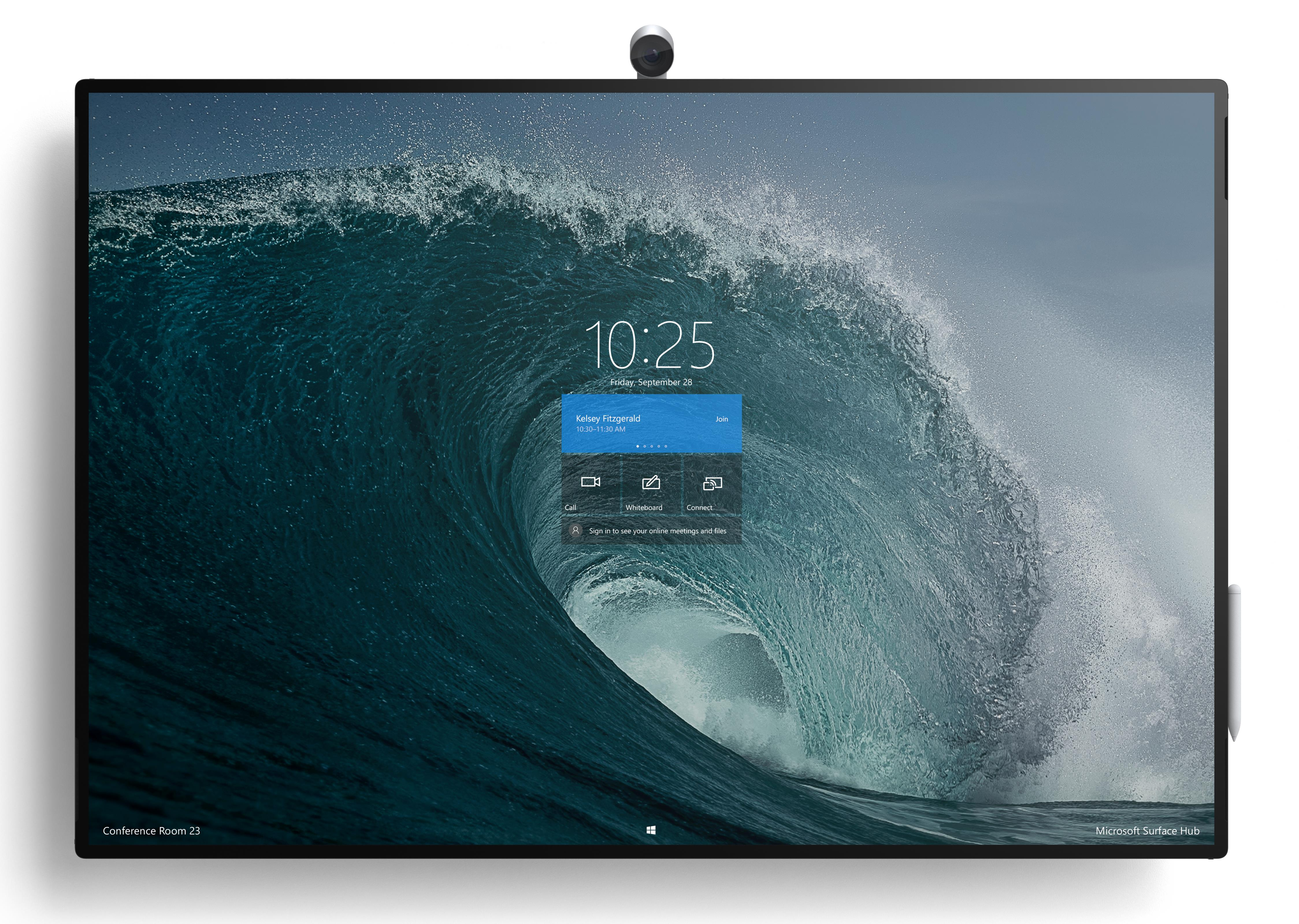 50inch Surface Hub 2S 8999 shipping in June 85inch version next year  Ars Technica